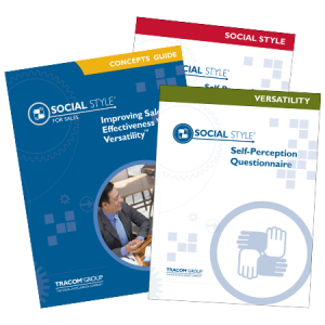 Improving Sales Effectiveness with Versatility™ Concepts Guide and Self Perception Questionnaires